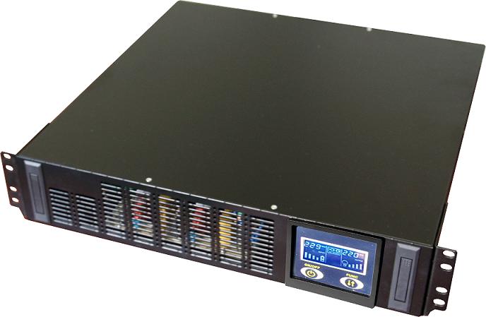 1KVA BH-Y Series HF Online 1/1 Phase Rack-Mount Type (External Battery)