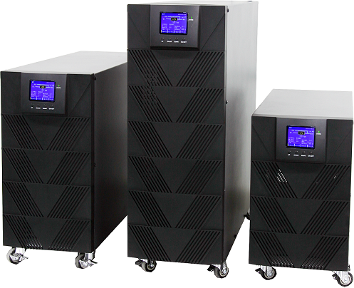 6KVA DI Series LF Online Transformer Based UPS Built-in Batteries