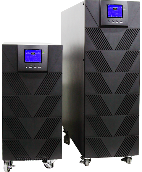 6KVA DI Series LF Online Transformer Based UPS External Battery Type
