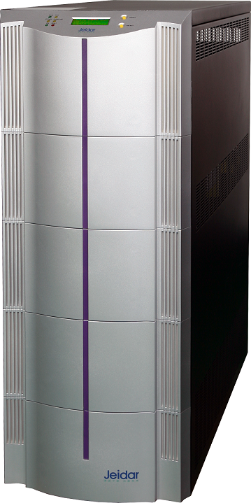 15KVA DI Series 3 Phase In 1 Phase Out LF Online Transformer Based UPS External Battery Type